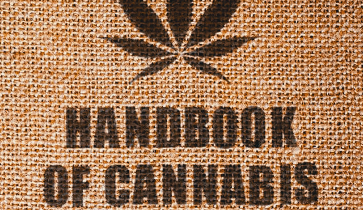 Handbook of Cannabis Book Cover